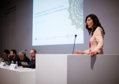 dott.ssa Contino moderatore - Convegno Mediazione Civile Roma 2008