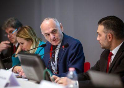 Per. Agr. Lorenzo Benanti, Convegno Mediazione Civile  Roma 2018