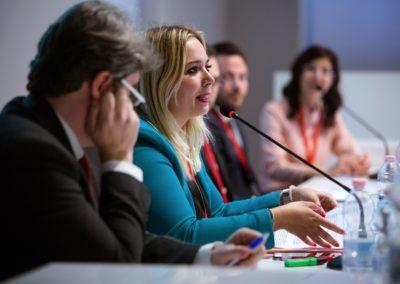 Avv. Narcisa Stoinoiu - Convegno Mediazione Civile Roma 2018