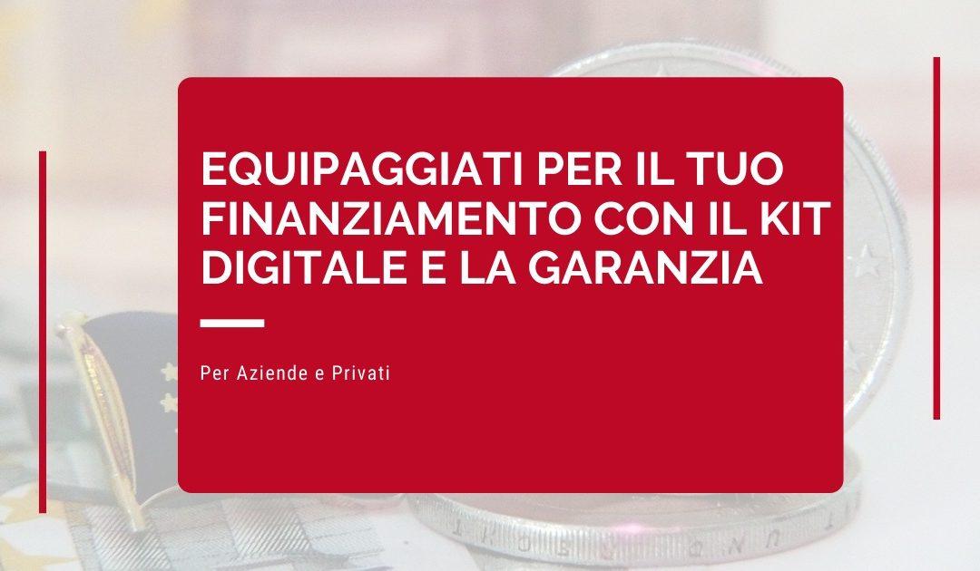 Fondo di Garanzia e strumenti digitali per Privati e PMI